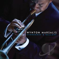 Marsalis, Wynton - Standards & Ballads CD Cover Art