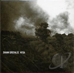 Greenlee, Shawn - Nysa CD Cover Art