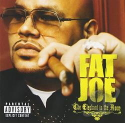 Fat Joe - Elephant in the Room CD Cover Art