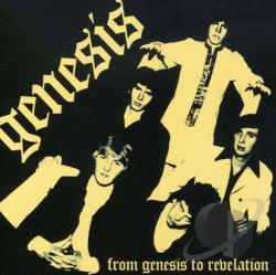 Genesis - From Genesis to Revelation CD Cover Art