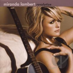 Lambert, Miranda - Revolution CD Cover Art