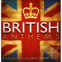 British Anthems CD Cover Art