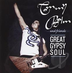 Bolin, Tommy - Great Gypsy Soul CD Cover Art