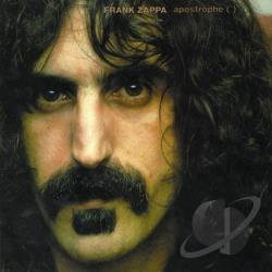 Zappa, Frank - Apostrophe (') CD Cover Art