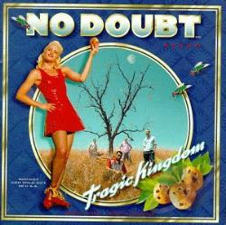 No Doubt - Tragic Kingdom CD Cover Art