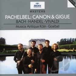 Koln / Pachelbel - Pachelbel: Canon & Gigue CD Cover Art