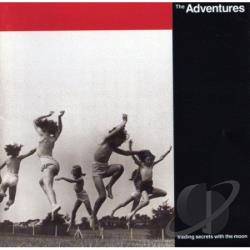 Adventures - Trading Secrets With The Moon CD Cover Art