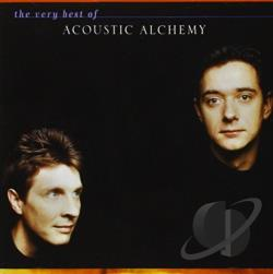 Acoustic Alchemy - Very Best of Acoustic Alchemy CD Cover Art