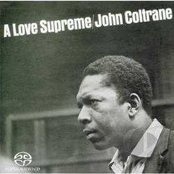 Coltrane, John / Coltrane, John Quartet - Love Supreme SA Cover Art