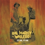 Marley, Bob - Fy-Ah Fy-Ah: The Jad Masters 1967-1970 CD Cover Art