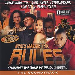 Original Soundtrack / Various Artists - Who's Making tha Rules CD Cover Art