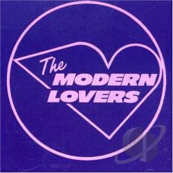 Modern Lovers - Modern Lovers CD Cover Art