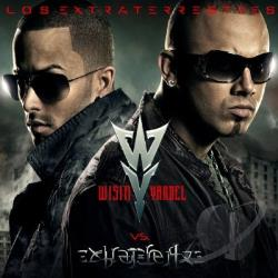 Wisin & Yandel - Los Extraterrestres CD Cover Art
