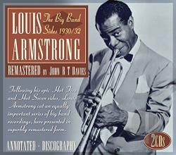 Armstrong, Louis - Big Band Sides 1930/32 CD Cover Art