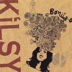Kilsy - Bonita O! CD Cover Art
