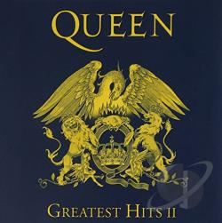 Queen - Greatest Hits II CD Cover Art