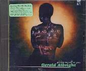 Albright, Gerald - Giving Myself to You CD Cover Art