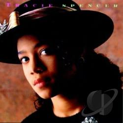 Spencer, Tracie - Tracie Spencer CD Cover Art