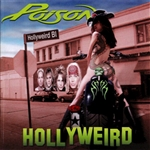 Poison - Hollyweird CD Cover Art