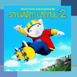 Stuart Little 2 CD Cover Art