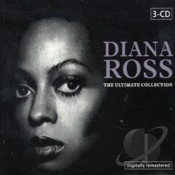 Ross, Diana - Ultimate Collection CD Cover Art