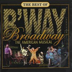 Best of Broadway: The American Musical CD Cover Art