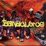 Boricua Boys - Bandoleros Del Reggaeton CD Cover Art