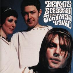Belle & Sebastian - Jonathan & David CD Cover Art