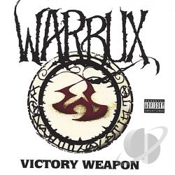 Warbux - Victory Weapon CD Cover Art