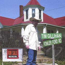 Gillihan, Tim - Fowler Ford Road CD Cover Art