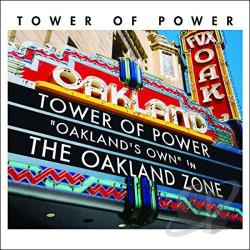 Tower Of Power - Oakland Zone CD Cover Art