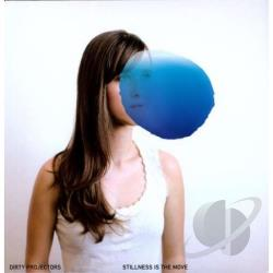 Dirty Projectors - Stillness Is The Move LP Cover Art