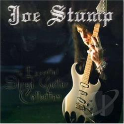 Stump, Joe - Essential Shred Guitar CD Cover Art