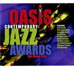 2011 Oasis Contemporary Jazz Awards CD Cover Art