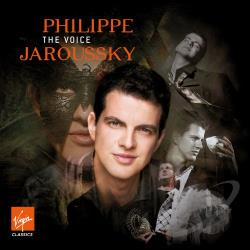 Jaroussky, Philippe - Voice CD Cover Art