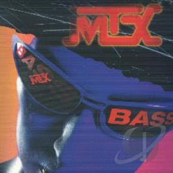 Bass MTX CD Cover Art