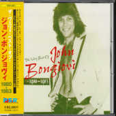 Bon Jovi, Jon - Very Best Of 1980-1983 CD Cover Art