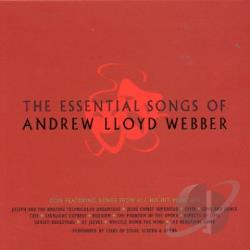 Webber, Andrew Lloyd - Essential Songs of Andrew Lloyd Webber CD Cover Art