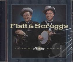 Flatt & Scruggs - Complete Mercury Recordings CD Cover Art