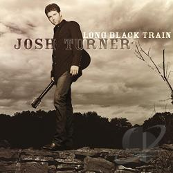 Turner, Josh - Long Black Train CD Cover Art