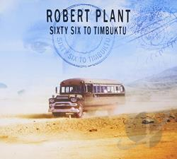 Plant, Robert - Sixty Six to Timbuktu CD Cover Art