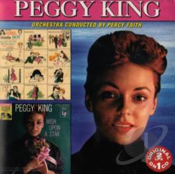 King, Peggy - When Boy Meets Girl/Wish Upon a Star CD Cover Art