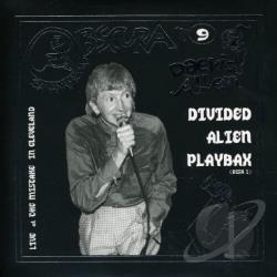 Allen, Daevid - Live at the Mistake, Vol. 2 CD Cover Art