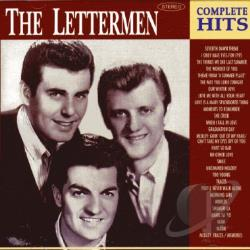 Lettermen - Complete Hits CD Cover Art