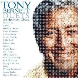Bennett, Tony - Duets: An American Classic CD Cover Art