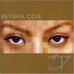 Cole, Keyshia - Just Like You CD Cover Art