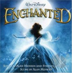 Menken, Alan / Schwartz, Stephen - Enchanted CD Cover Art