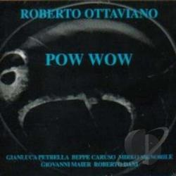 Ottaviano, Roberto - Pow Wow CD Cover Art