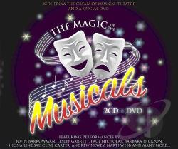 Magic Of Musicals - Magic of the Musicals CD Cover Art
