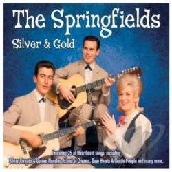 Springfields - Silver Threads & Golden Needles CD Cover Art